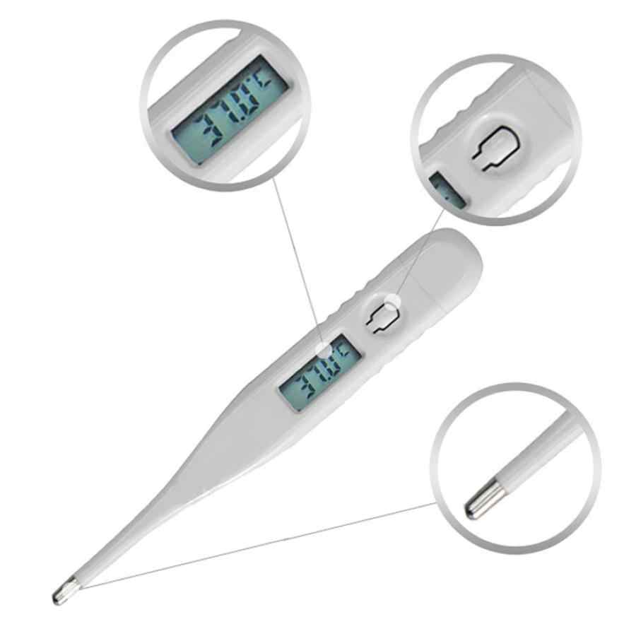Kind Volwassen body digitale elektrische massager LCD Thermometer Temperatuur Meting USSP
