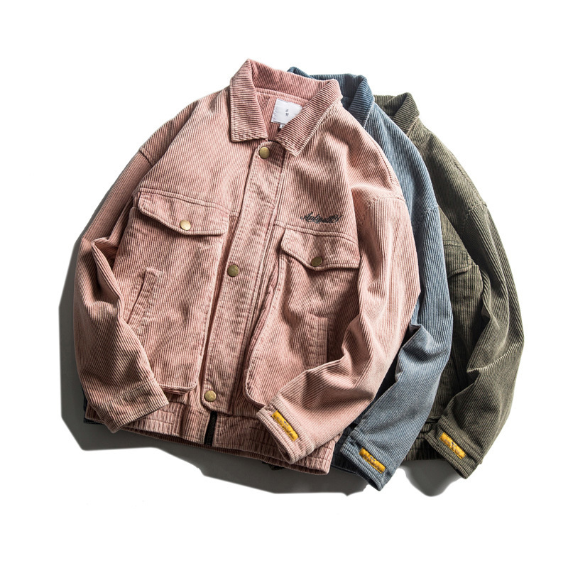 Clothes Clothes Clothes Heavy Corduroy Corduroy Corduroy Men Jacket
