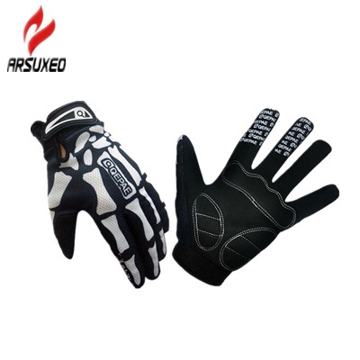 Arsuxeo Guantes ciclismo Cycling font b Gloves b font 2016 manopla bisiklet eldiven Motorcycle Bicycle Mountain