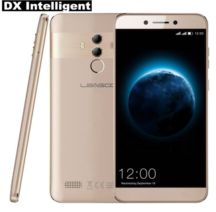 LEAGOO T8s MT6750T Octa Core Face ID SmartPhone Android 8.1 5.5 Inch FHD 4GB RAM 32GB ROM 13MP Dual Back Cams OTG Fingerprint