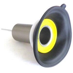 Image 3 - Motorrad 16mm 18mm 22mm 24mm Vergaser Membran mit Rutsche und Nadel Für GY6 49 50 125 150cc Chinesischen Roller PD24 PD18J