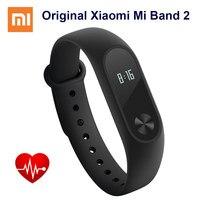 Original Xiaomi Mi Band 2 Smart Bracelet Miband 2 Wristband Fitness Tracker Android Bracelet Smartband With