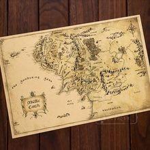 Mapas de parede para decoração de diy, adesivo para casa, bar, pôster de parede