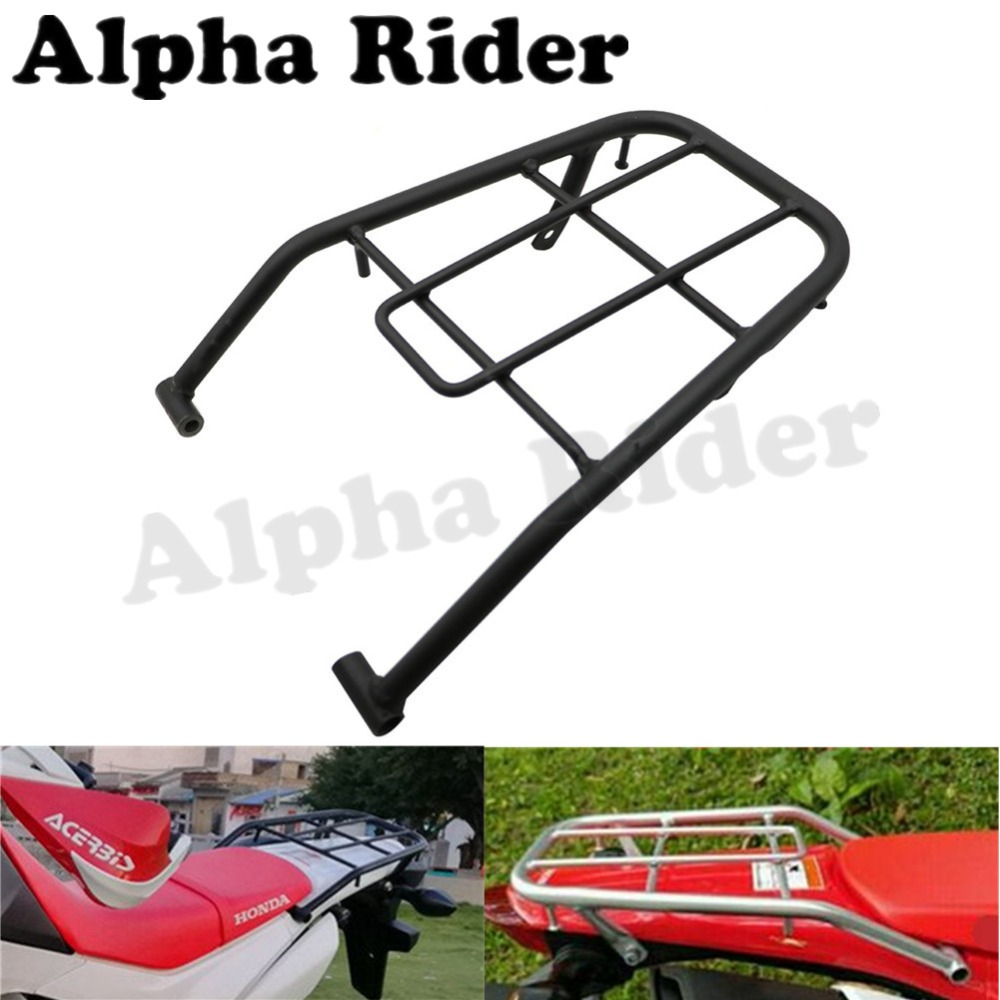 Motocross Rear Luggage Rack Support Tool Box Holder Cargo Shelf Bracket for Honda CRF 250L CRF250L