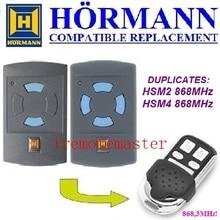 Hormann HSM2/HSM4 868 пульт дистанционного управления для гаражной двери совместимый пульт дистанционного управления