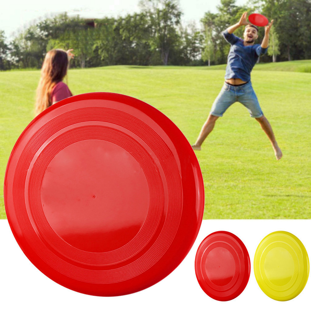 Toy Flying-Toy Frisbees Games Beach Plastic Outdoor Summer 40A3 Happy