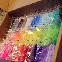 1000 шт./пакет 2,6 мм бисер мини-Хама детская perler игрушки доступны гарантия качества игрушка «сделай сам» для отслеживания активности бусины для самостоятельного изготовления украшений PUPUKOU