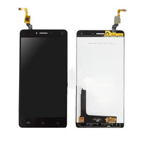 For infinix hot 3 X554 Touch Screen Digitizer Glass Panel LCD Display phone Assembly With Tracking code