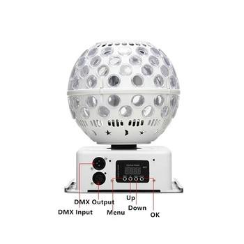50W LED Lanterne Scène éclairage KTV DJ Bar Magique Boule Lumières Télécommande Scène Lampe Pour Fête Disco Vacances Décoration