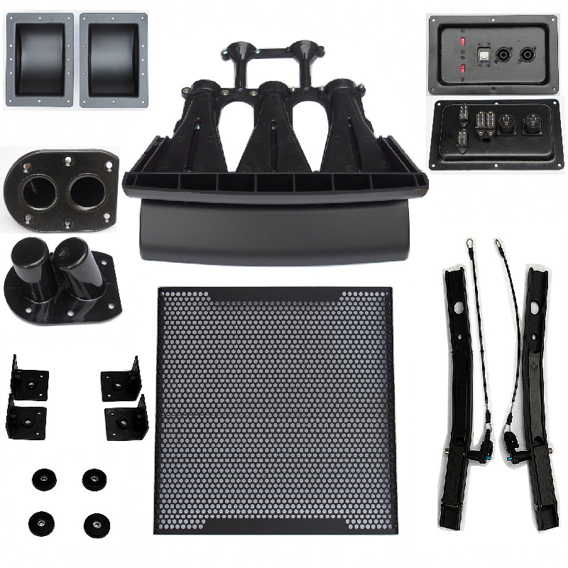 Finlemho Line Array Speaker Cabinet Rigging Accessories VRX932 12 Inch Woofer For Subwoofer 918S Professional Audio