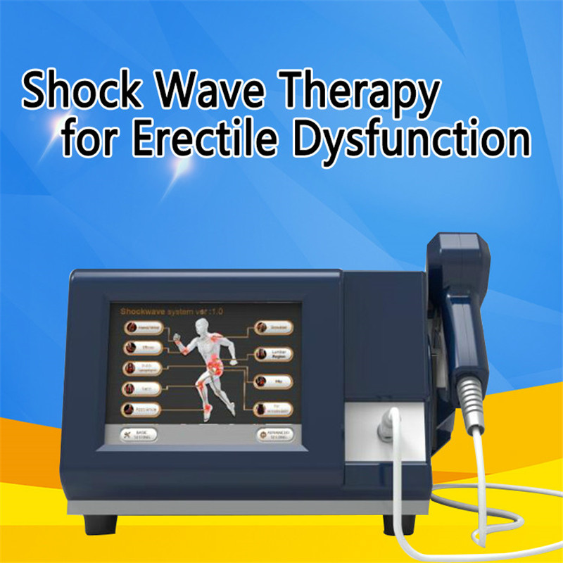Shock Wave Therapy Arthritis Shock Wave Machine Activation Physiotherapy Extracorporeal Shock Wave Erectile Dysfunction ED