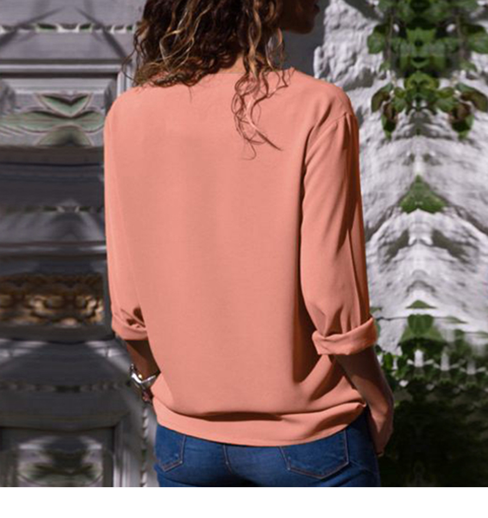 46231426e5 Sexy Zimno Ramię Top Geometria Wydrukowano Golf Z Długim Rękawem Bluzka  Koszule Jesień Dorywczo Elegancki Szczupła Kobiet Topy BluzkiUSD  3.99-9.99 piece