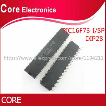 50PCS/lot PIC16F73-I/SP PIC16F73 DIP28 - DISCOUNT ITEM  7 OFF Electronic Components & Supplies