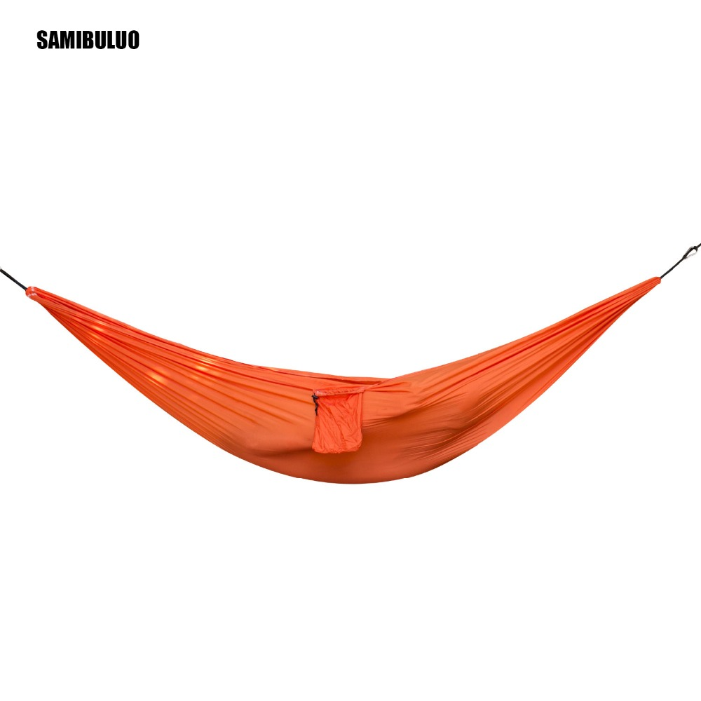 Outdoor Furniture Hammocks 2 Person Garden Sport Leisure Camping Hiking Travel Kits Hangmat Hanging Bed