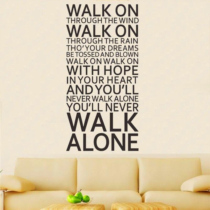 ποτέ δεν θα περπατήσετε μόνη - Διακόσμηση σπιτιού - Φωτογραφία 5