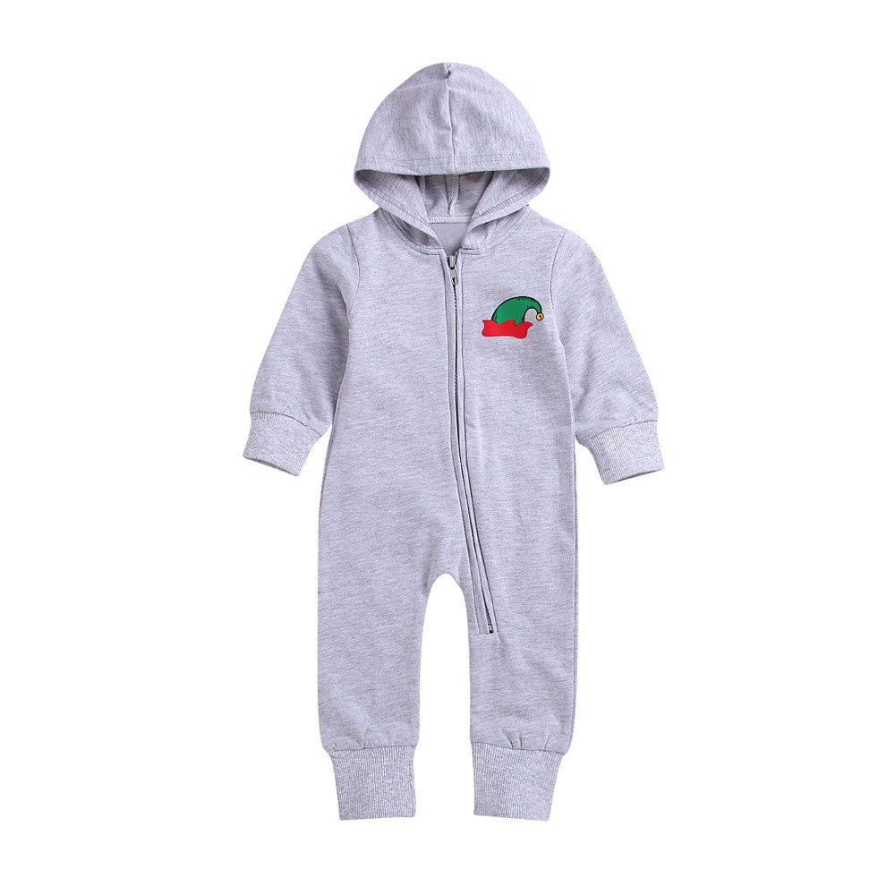 aaed38ffd66 TELOTUNY Baby Clothing new born baby clothes Solid Cartoon Bear Velvet  Hooded baby girl romper long sleeved Sep26-in Bodysuits from Mother   Kids  on ...