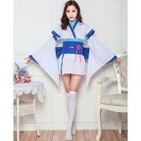 Womens Role Playing Costume Carnival Kimono Fancy Dress Women's Clothing Disguise For Adults Cosplay Feminino Disfraz Mujer