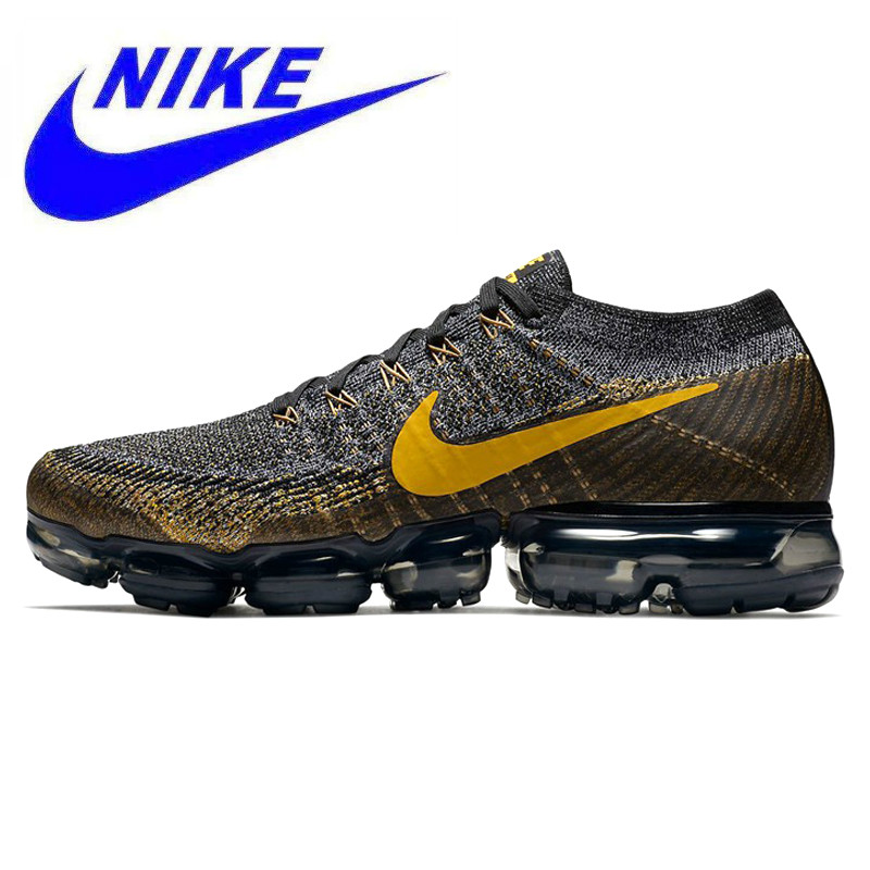 Original Nike Air Vapormax Flyknit Men s Running Shoes 9b5905596