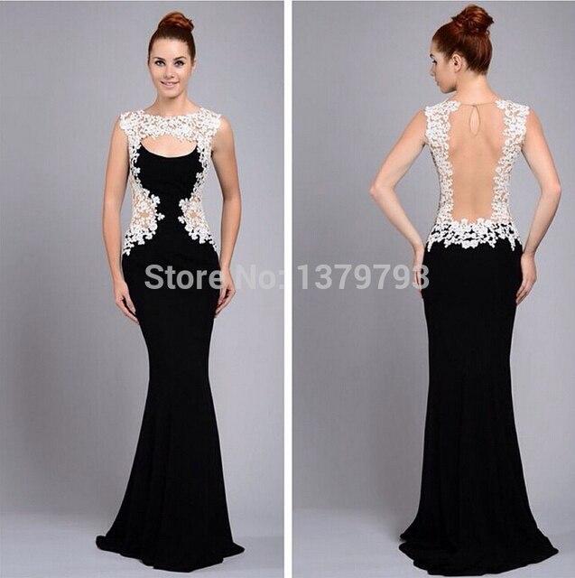 Imagenes de vestidos de noche elegantes