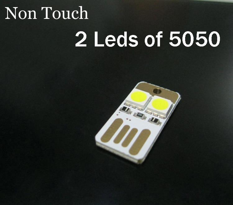 Купить с кэшбэком 15 Pcs Portable USB LED Night Light Keychain 5V Bulb Book Lamp Gadget for Reading Notebook Power Bank Computer Laptop Spotlight