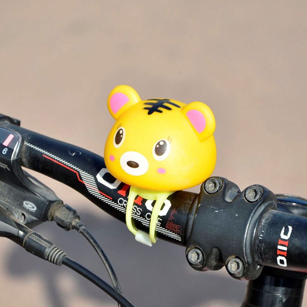 Monkey Face Bicycle Handlebar Bike Bell