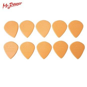 Yellow/Black 50pcs Joyo Non-Slip Jazz Guitar Picks Heavy 1.4mm Durable POM Electric Guitar Bass Guitar Picks Plectrums 32