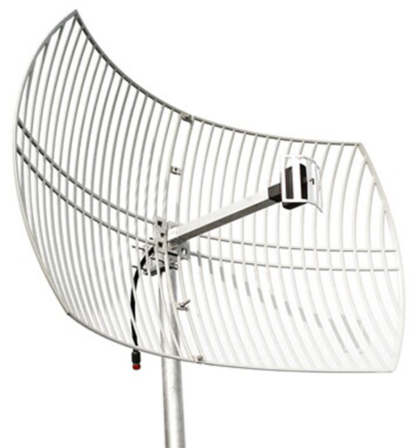 WiFi Grid Antenna 20dbi Outdoor For 24GHz 24dBi WIFI Square Parabolic Mesh Use In Signal Boosters From Cellphones
