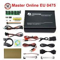 Maestro en línea de la UE de 0475 FGTech V54 Galletto 4 Chip completo apoyo BDM función completa Fg Tech V54 caja de sintonización con Chip ECU para automóvil OBD FG-TECH