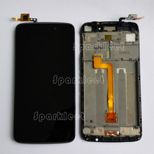 5.5″ LCD For Alcatel One Touch Idol 3 6045 OT6045 6045Y LCD Display Touch Screen Digitizer Assembly With Frame+Screen Protector