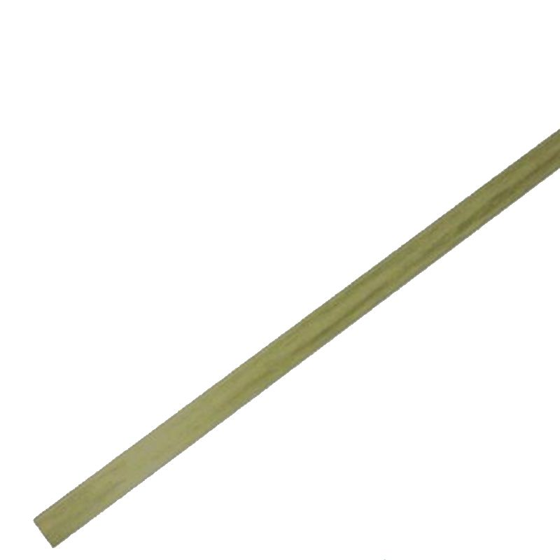 Traditional Bow Materials Of Glass Fiber Epoxy Resin Adhesive To Make Elastic Bow Green Translucent 5 * 30 * 1150mm