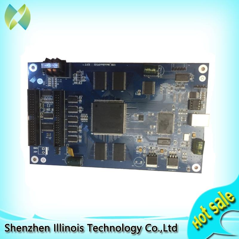 Zhongye цифровой принтер материнская плата для seiko 510/1020 печатающая головка основная плата синий