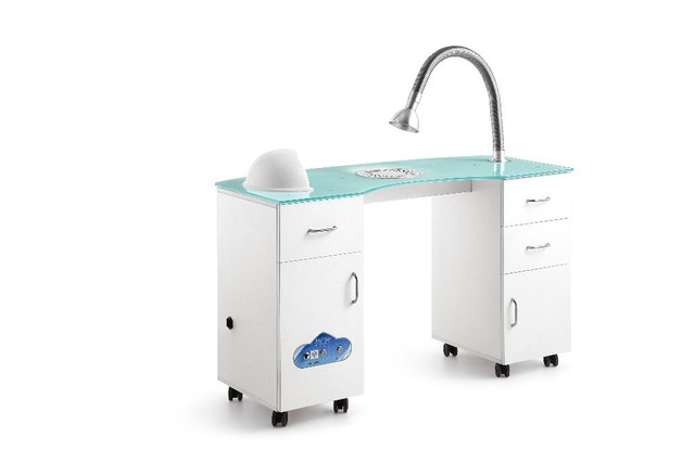 used manicure tables for sale in nail art equipment from beauty health on. Black Bedroom Furniture Sets. Home Design Ideas
