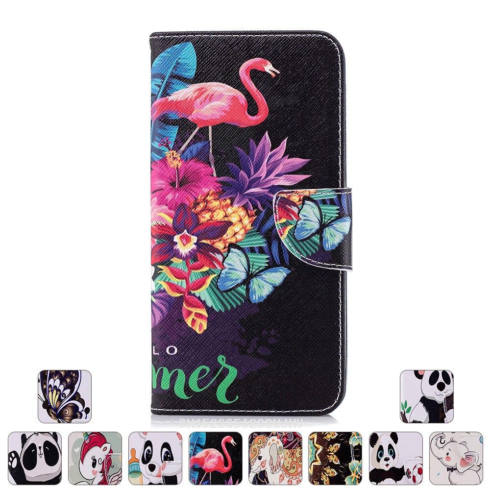 Flip Cases Delicious Flip Case For Huawei Y6 Prime 2018 Atu-l21 Atu-l31 Case 5.7 Phone Leather Cover For Huawei Y 6 Prime 2018 Atu L31 L21 Cases Bag Bright In Colour