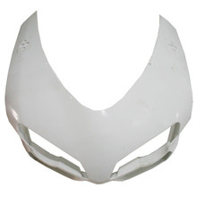 Upper Front Fairing Cowl Nose For DUCATI 848 1098 1198 2007-2011 White NEW 2008 2009 2010 Motorcycle Accessories