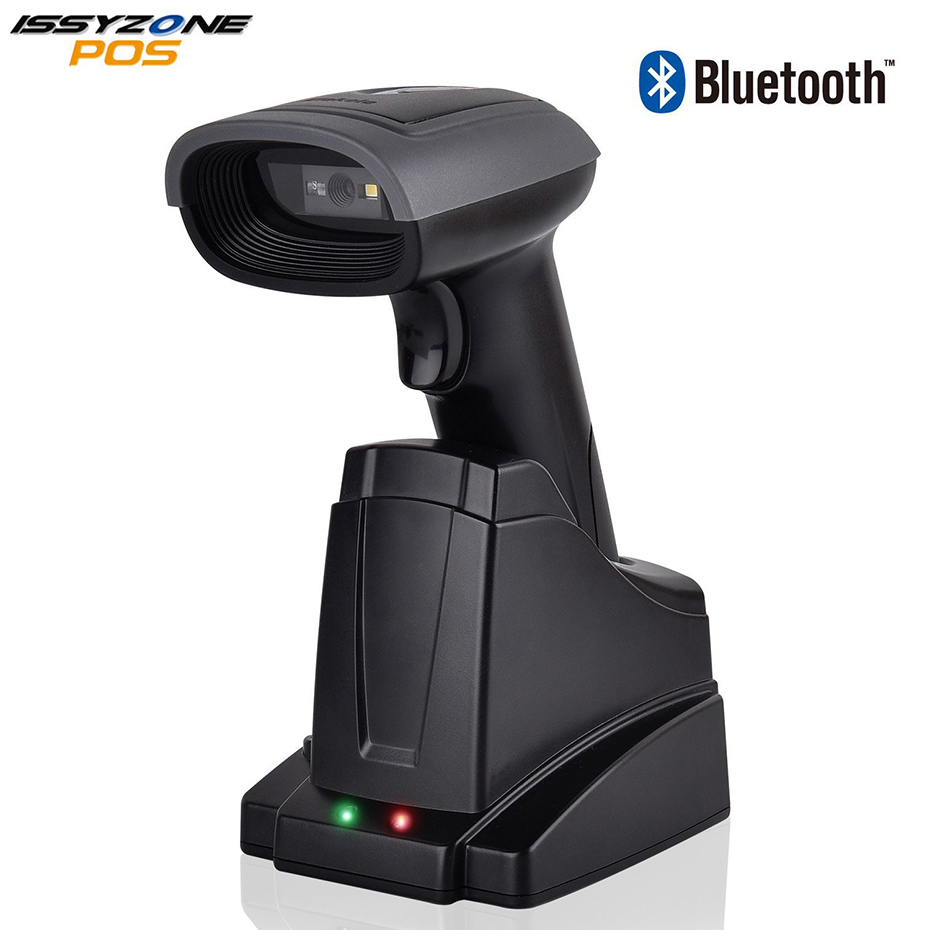 Wireless 2D QR Bluetooth Barcode Scanner 3 in 1 Bar codes Reader for Android/iPhone/iPad/Windows/Mac with Automatic Scanning цены онлайн