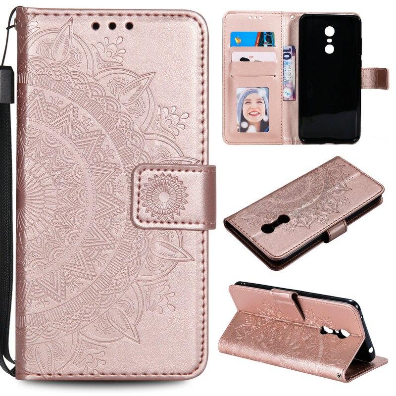 5.99'' Xiaomi Redmi 5Plus Case Wallet Funda Xiaomi Redmi 5 Plus Case Flip Leather Phone Holder for Xiaomi Redmi5 Plus Cover