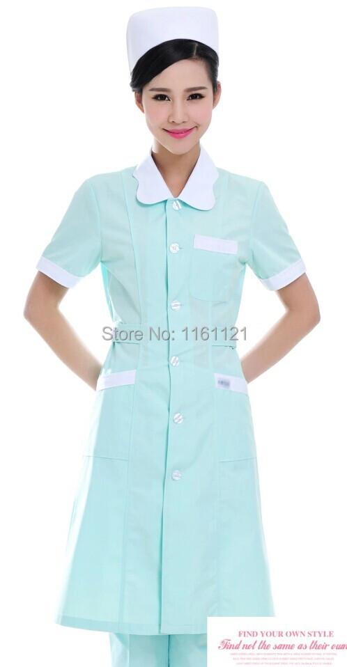2015 Real New Women Fashion And Comfortable Nursing Gown Medical ...