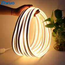 Led Strip Light 220V SMD2835 120Led/m Waterproof Flexible Fairy Light Outdoor Home Christmas Festival Decoration Lighting Strips