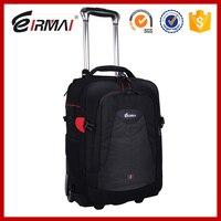hot sale Trolley camera bags DSLR waterproof backpack multifunction camera bags EIRMAI DA410T Large space Trolley