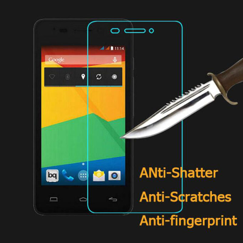 Tempered Glass <font><b>Case</b></font> for <font><b>BQ</b></font> E5 E6 A4.5 E4.5 M4.5 <font><b>M5</b></font> X5 PLUS Pantalla Cristal Templado Screen Protector Toughened Protective Film