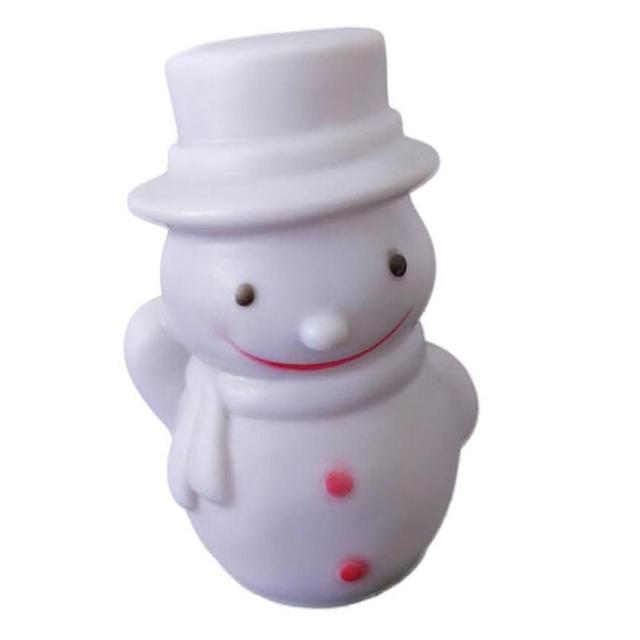 Snowman Shaped Scented Candles