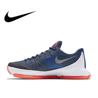 Original authentic NIKE Originals KD 8 EP men's breathable basketball shoes professional training basketball shoes 800259 414