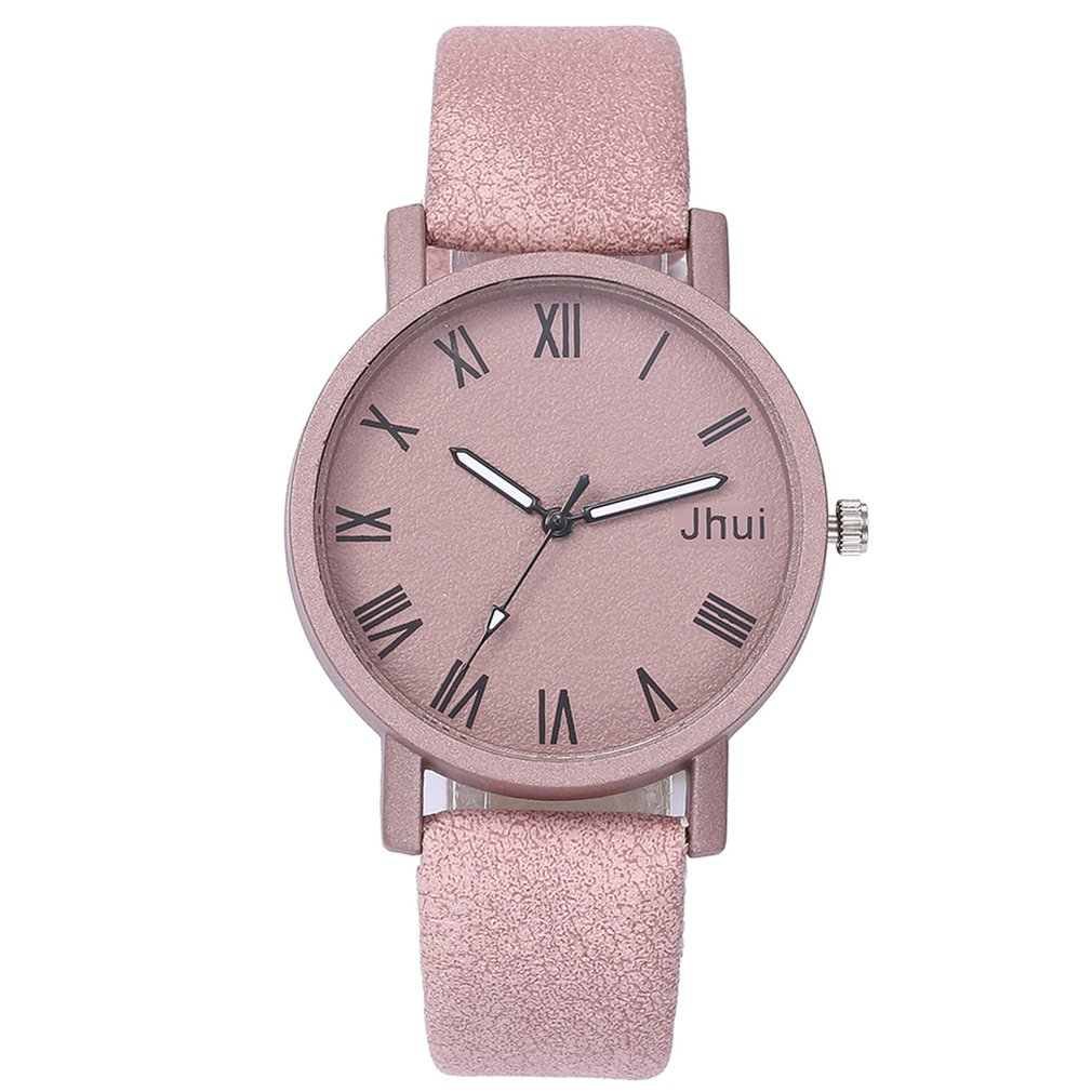 Round Dial Quartz Watch Fashion Wrist Watches Luxury Fashion Dress Quartz Watch Popular Wristwatch HOT SALE Dropshipping