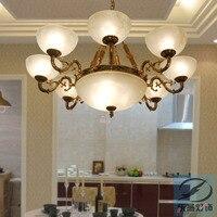 FERR SHIPPING EMS Rustic Lamps Fashion Lamps Lighting Living Room Lights Copper Pendant Light