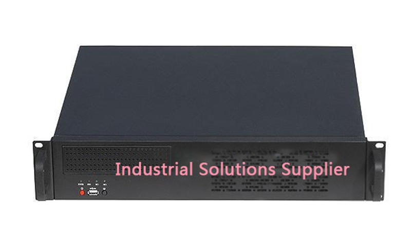 New Red 2U400 Server Computer Case Industrial Computer Case Firewall Computer Case PC Power Supply new 2u industrial computer case 2u server computer case 6 hard drive 2 optical drive 550 large panel high
