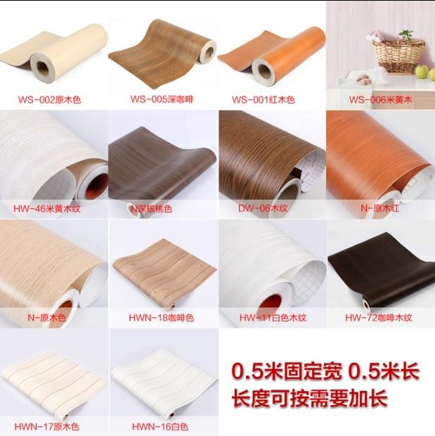 meuble imitation bois sticker mural porte placard impermeable manteau armoire papier peint film adhesif maquillage decoratif autocollant