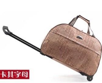 Сумки на колесиках из Китая