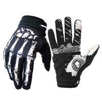 Ferro jia touch screen del fantasma artiglio moto guanti guanti bici da corsa sport ciclismo outdoor traspirante guanti gants moto