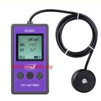Ultraviolet Irradiation Meter UV Light Meter UVC Ultraviolet Intensity Tester