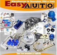 Complete Turbo Kit FOR Hond@ D D15 D16 Civi*c 250hp 1992 1994